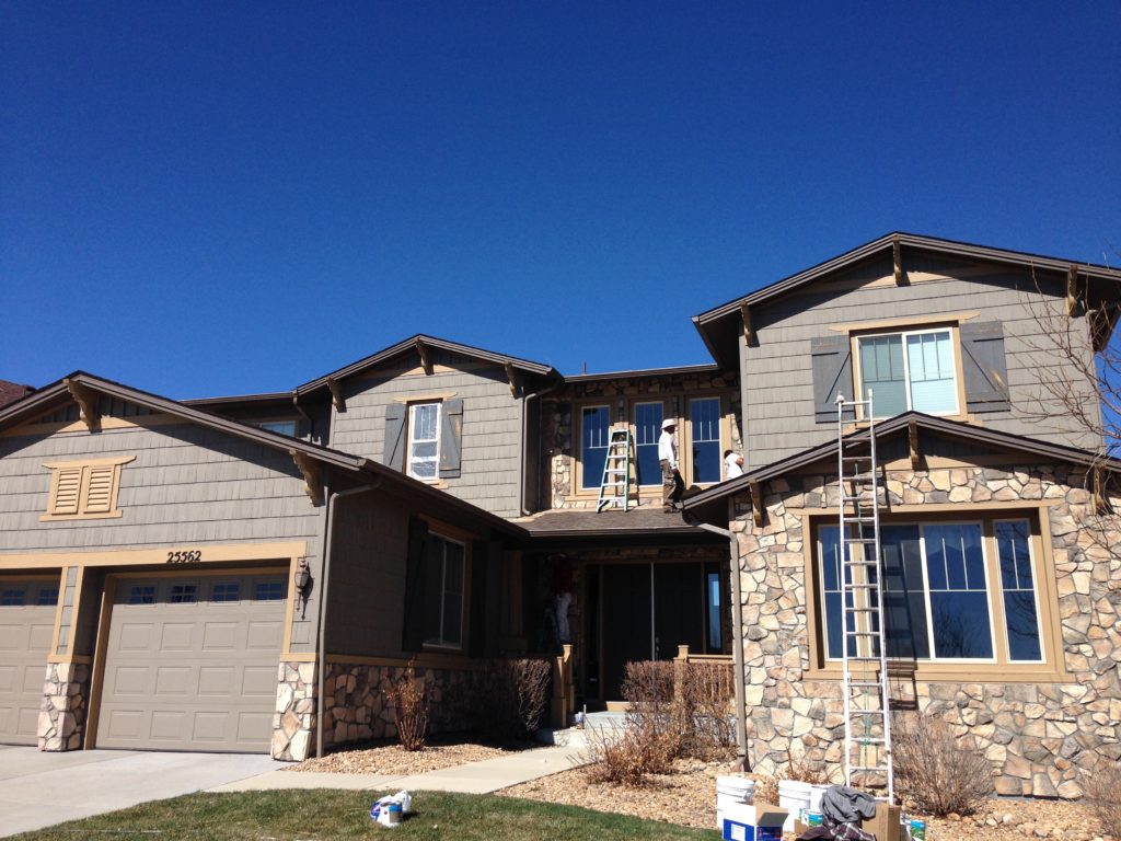 What color should i paint my house exterior most favored home design for How much does it cost to paint your house exterior
